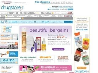 Drugstore Coupon Code | Save Up To 70% on Drugstore Items!